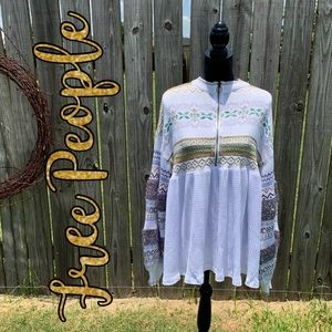 Free People Tops - Free People Sweater Shirt